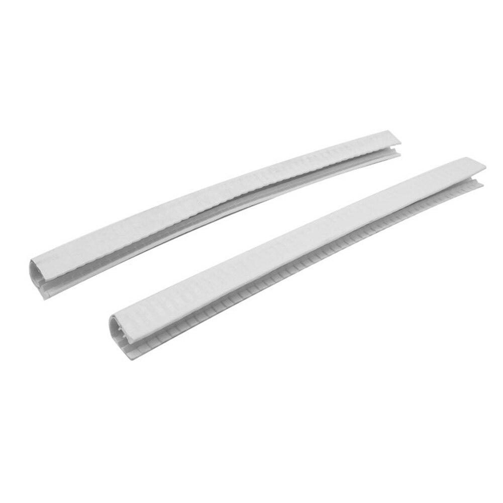 2pcs/pack Sports Crash Skateboard Bumper Deck Guard Anti Collision Strip Tools U Shape Elastic Scratchproof Fashion Longboard