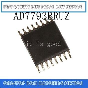 2pcs AD7793BRUZ ADC 24-bit Serial TSSOP16 AD