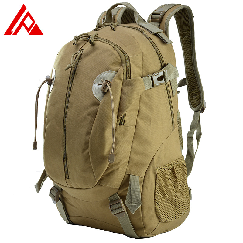 Outdoor Camouflage Backpack Hiking Multifunctional Bag Luggage Backpack Casual Bike Bag Guangzhou Batch