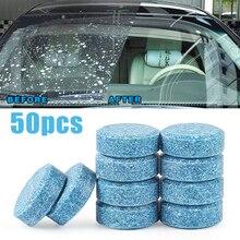 50 sztuk/partia wielofunkcyjny środek czyszczący w sprayu przenośny skoncentrowany silne czyszczenie okna samochodu czyszczenie gospodarstwa domowego