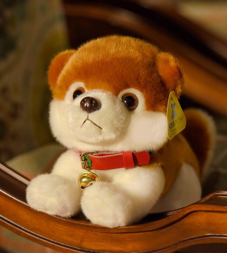 Pequeno macio bonito animais de pelúcia boneca