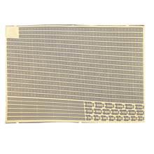 Photo etch pe стандартный набор скользящих скотчей шаблон для