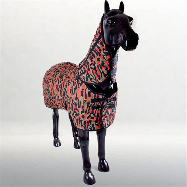 Cavassion Horse Saddlery - Equestrian Colorful Horse Winter Jumpsuit  3