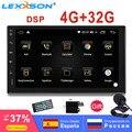DSP 4GB RAM 32G ROM 2Din Android 9.0 Octa Core Car Radio Multimedia Video Player Universal Head unit GPS Mirror link 1080P OBD 2
