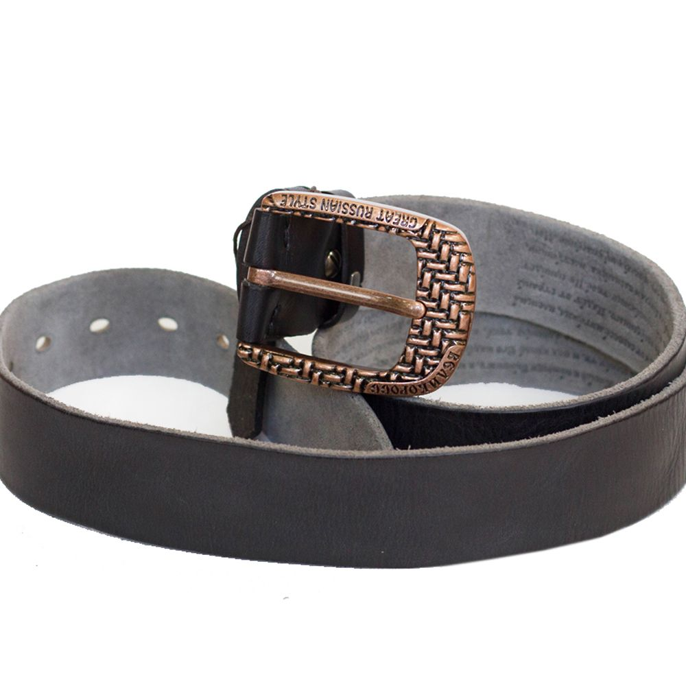 Belts Velikoross 781.05 belt for men leather belts for male girdle