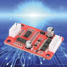 DC7.5V-18V 30W Brushless Motor Driver Board CW CCW Rotation With Potentiometer To Adjust Speed Motor Controller Driving board jgb37 bldc3525 long life brushless geared motor high torque motor with brake 12v24v cw ccw