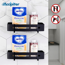 Bathroom Shelf Cosmetic Rack With Single Lever shower shelf Bathroom Accessories Toilet Powerful Suction Towel Hook