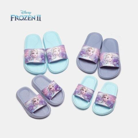 original disney congelado verao chinelos para 1 3 anos de idade dos desenhos animados chinelos
