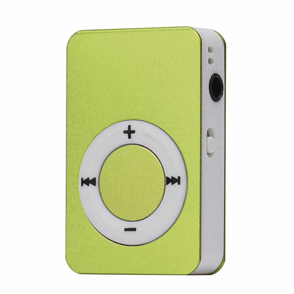 Hifi Mini Usb Mp3 lecteur multimédia de musique écran Lcd Support 16gb Micro Sd Tf carte mode Mp3 lecteur de musique numérique