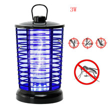 Electric Bug Zapper With Light  Hook Portable Standing Or Hanging Light Mosquito Insect Killing Lamp For Home Places Pest Reject