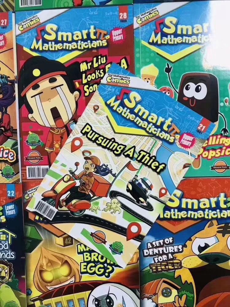 DealMath-Books Learn English Mathematicians Lower-Primary Smart Children°