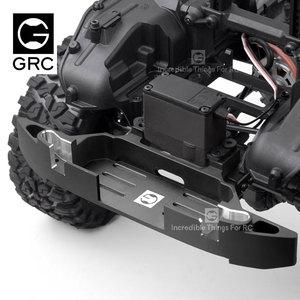 Image 5 - Base de parachoques delantero de Metal GRC, para Desert TRX6 TRX4 G G63, cabrestante incorporado, parachoques delantero yf, Envío Gratis