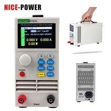 Medidor de carga eléctrica profesional programable, probador de Batería Electrónica de carga Digital, ET5420, ET5410, 150V, 40A/15A, 400W