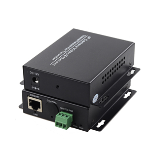Image 5 - 2km Ethernet Extender Over IP Coassiale Network Extender 1080p Video Converter Trasmettitore Ricevitore Supporto HIKVISION Dahua