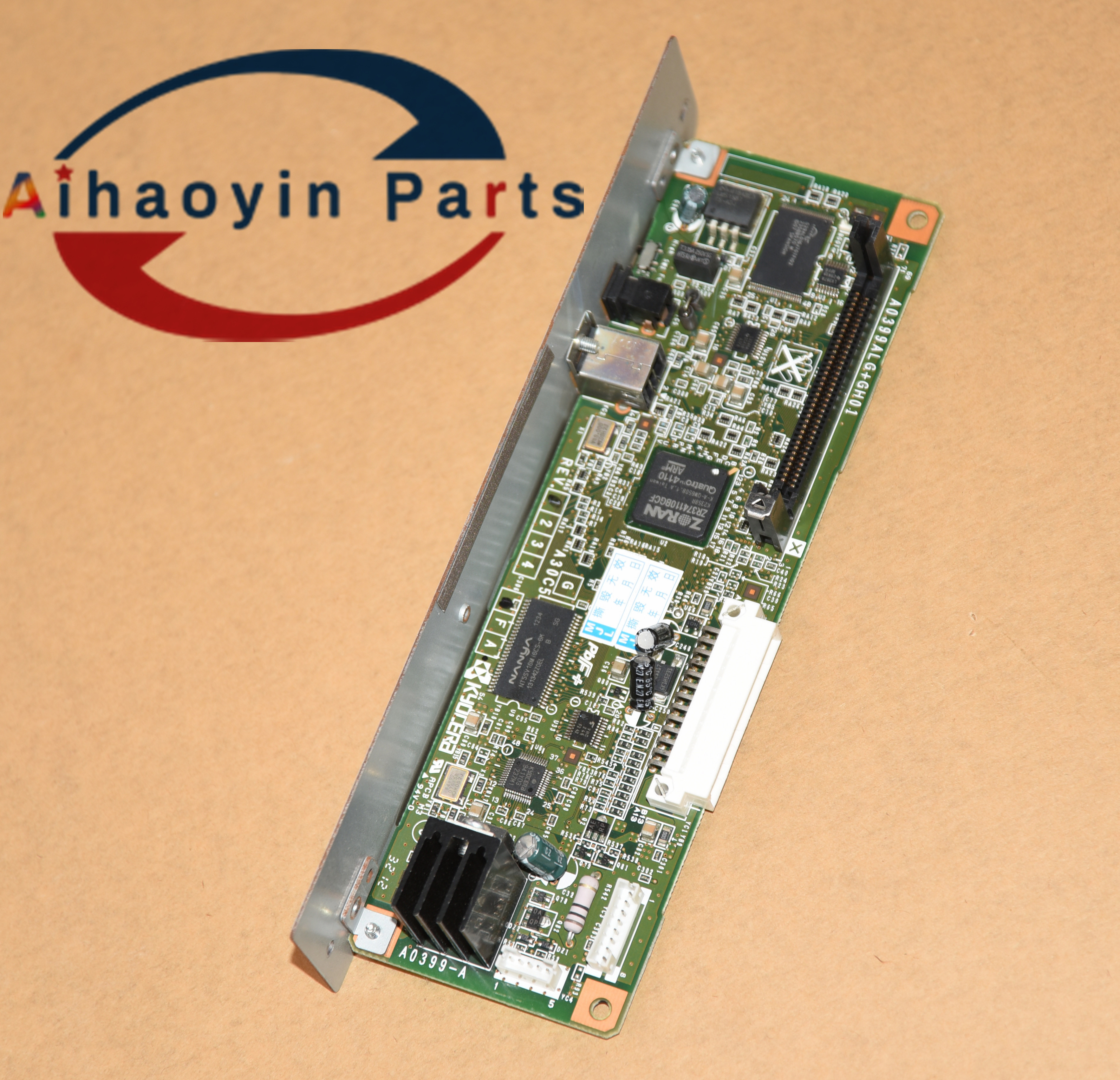 1pcs Refubish  Printer Board  Printer Card For Kyocera Taskalfa 180 181 220 221 KM 180