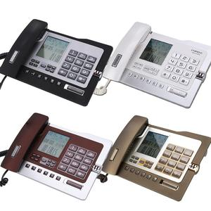Image 5 - G026 prosty telefon stacjonarny stacjonarny telefon stacjonarny do domowego biura na biurko