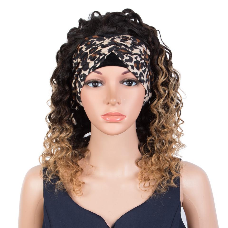 True onda profunda bandana peruca brasileira perucas