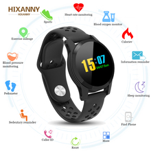 Q9 smart watchs waterproof blood pressure heart rate ip68 men smartwatch android clock fitness activity intelligent sports watch