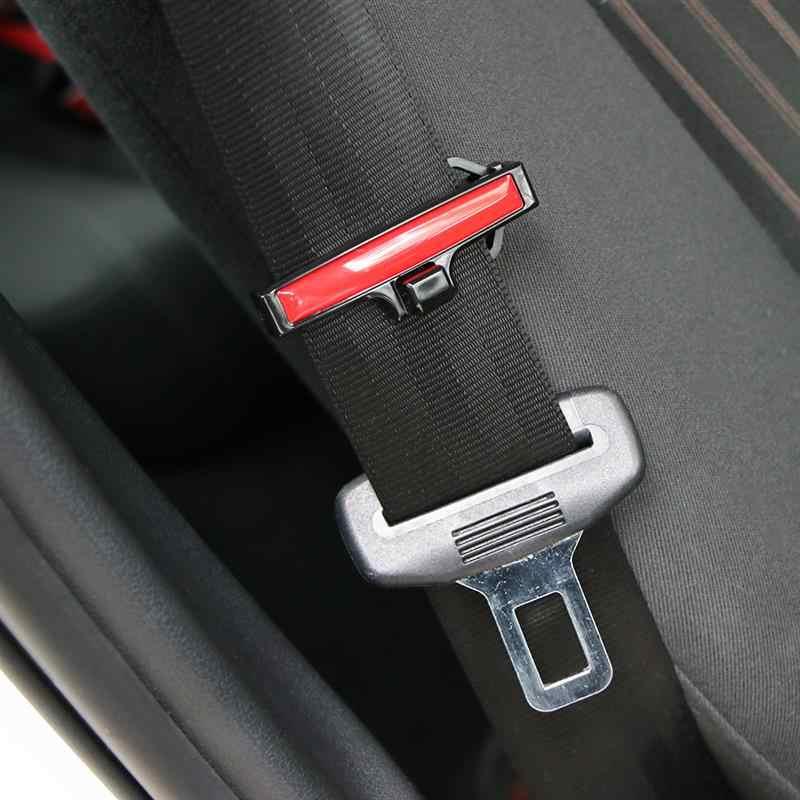 2 Buah/Banyak Mobil Keselamatan Perlindungan Sabuk Klip Pengikat untuk Renault Sport Hyundai Ix35 Ford Subaru Impreza Renault Clio 4 Lalu Lintas