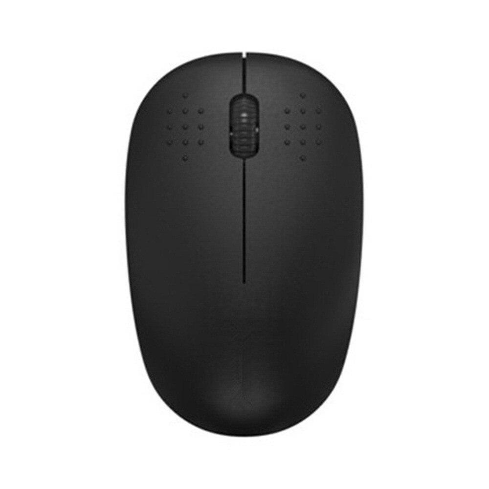 Mini souris sans fil 2.4GHz souris de défilement optique USB pour ordinateur portable tablette