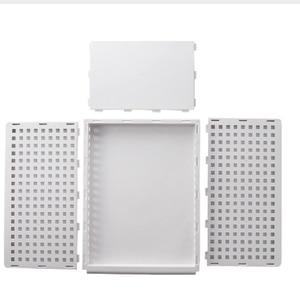 Image 5 - Organizador de ropa desmontable armario tablero de partición estante cajón caja de almacenamiento para dormitorio estante de almacenamiento apilable de varias capas