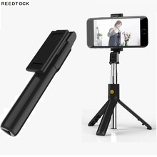Selfie Stick Wireless Bluetooth for smartphone Shutter Remote  Foldable Handheld Monopod Extendable Mini Tripod