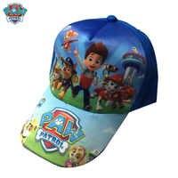 Gorra de verano con estampado de la patrulla canina para niños, gorros infantiles con estampado de cachorro, Everest