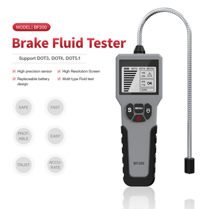 Image 2 - Car Diagnostic Brake Fluid Tester for DOT5.1/DOT3/DOT4 BF100 BF200 Accurate Oil Quality Detector Automotive Brake Fluid Test Pen