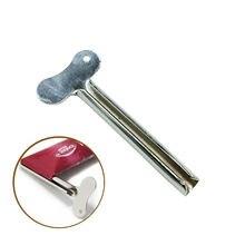 Выжималка для зубной пасты металлическая трубка из нержавеющей