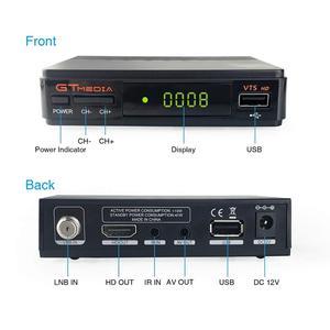 Image 4 - Vệ Tinh Truyền Hình Gtmedia V7S HD Thụ Thể Hỗ Trợ Châu Âu Kênh Cho Tây Ban Nha DVB S2 Vệ Tinh Bộ Giải Mã V7S HD Chia Sẻ Mạng