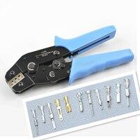 새로운 휴대용 Crimping Plier 와이어 케이블 엔드 슬리브 Ferrules 커터 절단 펜치 멀티 핸드 툴 0.1-1mm2 190mm 뜨거운 판매
