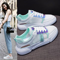 New mesh red small white shoes women hollow mesh fashion board shoes Korean ventilation all over one shoe