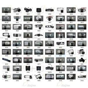 Image 2 - عكس كاميرا لموقف السيارات الخاصة لجميع سلسلة جديدة للسيارات/لوحة ترخيص ضوء أو حفرة محفوظة HD السيارات كاميرا الرؤية الخلفية احتياطية