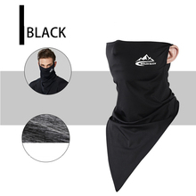 Summer Outdoor Riding Triangle Scarf Multi-function UV Mask Windproof Breathable Magic Bicycle Headdress