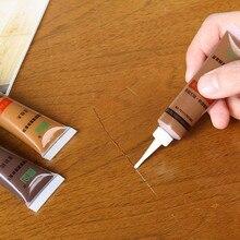 4 цвета твердой древесины мебель для очистки краски пола цветная палитра ремонт ручка Divine мебель краска для очистки