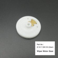 Engrenagem do motor do limpador para bmw x6/e71/e72/x suv/x5 e70 61617200510 61 61 7 194 029 pára-brisa engrenagem elétrica