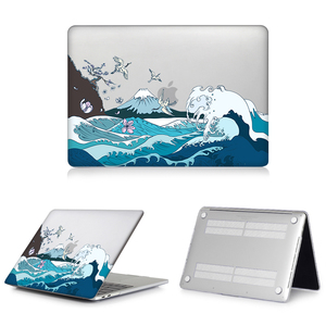 Image 5 - MTT Crystal Case For Macbook Air Pro 11 12 13 15 16 inch With Touch ID 2020 Plastic Hard Cover Laptop Bag a2289 a2251 a2179