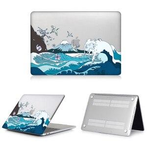 Image 5 - MTT Crystal Case dla Macbook Air Pro 11 12 13 15 16 cali z dotykowym ID 2020 plastikowa twarda okładka torba na laptopa a2289 a2251 a2179