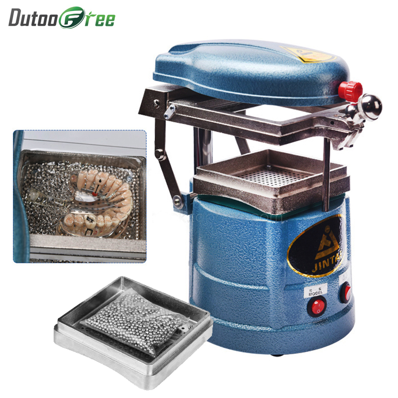 1000W Dental Equipment Laboratory Dental Vacuum Former Forming And Molding Machine Laminating Machine