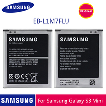 все цены на SAMSUNG Original EB-L1M7FLU Phone Battery 1500mAh For Samsung Galaxy S3 Mini S3Mini GT-I8190 I8190 I8190N GT-i8200 i8200 онлайн