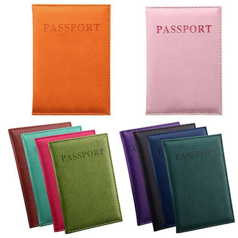 Passaporto dedicato Nice Travel Package Case ID Card Cover Holder Protector Organizer titolare della carta di qualità eccellente nuovo # DQ