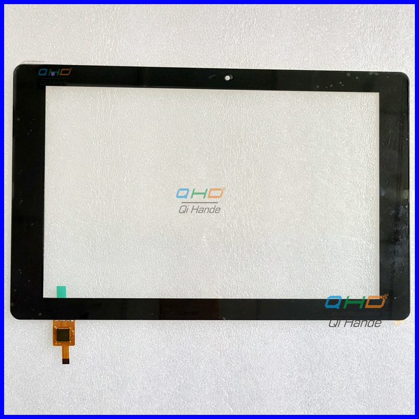 High Quality Black New For 10.1'' FPC-10A24-V03 ZJX Touch Screen Digitizer Glass Sensor Replacement Parts Free Shipping