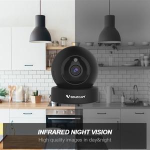 Image 4 - Vstarcam 1080p 2mp dome mini câmera ip g43s sem fio wi fi câmera de segurança ptz cam ir noite câmera de vigilância em casa monitor do bebê