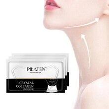 Natural Collagen Gold Neck Mask Lighten Fine Lines Firming Skin Brighten Skin Co