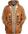Толстовка с капюшоном для мужчин и женщин, Модный свитшот с длинным рукавом, пуловер в индийском стиле, 3D, зима-Осень-зима-5