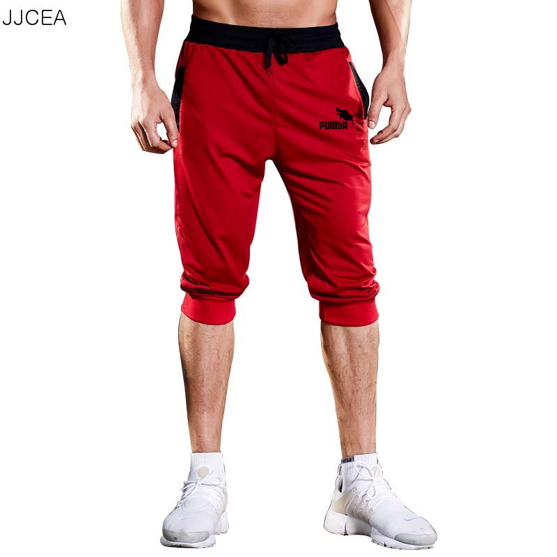 Men's Shorts Summer New Fashion Men's Casual Men's Knee Long Shorts Fitness Short Jogging Casual Workout Clothes Plus Size 3XL