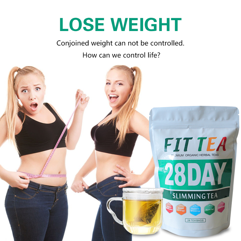 <font><b>28</b></font> <font><b>Days</b></font> <font><b>Detox</b></font> Weight Loss Tea Health Diet Slimming Aid Burn Fat Thin Belly Prett Scented Tea Slimming Tea Herbal image