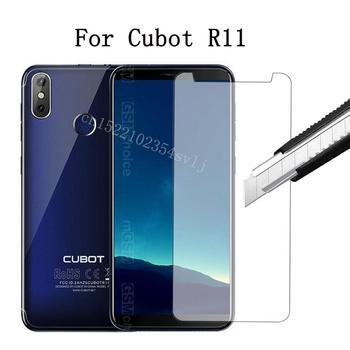 Перейти на Алиэкспресс и купить 9H закаленное стекло для Cubot Nova J3 Pro A5 P20 power R11 H3 Note Plus R9 Rainbow 2X18 Защитная пленка для экрана