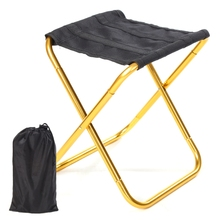 ABSF Travel Chair Camping Chair Compact Camp Stool Folding Ultralight Chair for Camping Fishing Hiking Beach Outdoor Chair