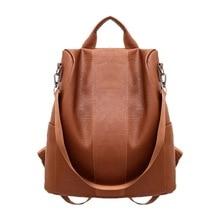 Women Backpack Purse PU leather backpack